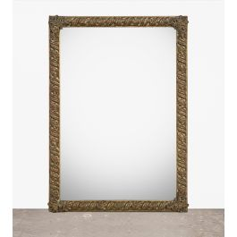 Copper Rectangular Mirror