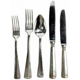 Classic Silver Plated Cutlery