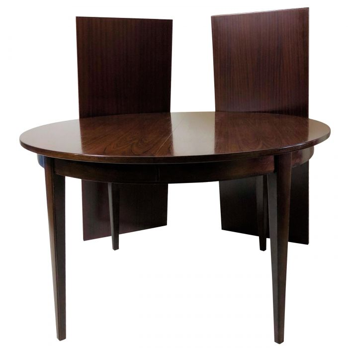 1960s Danish Gunni Omann Extendable Dining Table In Rosewood By Omann Jun For Sale The Kairos Collective Uk